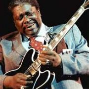 BB King Horn Chart Stormy Monday