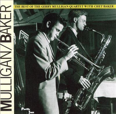 Gerry Mulligan Chet Baker Bernie's Tune