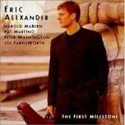 Eric Alexander 34 was Sweetness