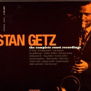 Stan Getz Out Of Nowhere
