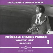 Charlie Parker I'm Forever Blowing Bubbles