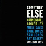 Cannonball Adderley  One For Daddy-O