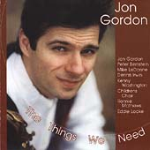 Jon Gordon Without A Song