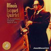 Illinois Jacquet C Jam Blues