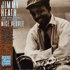 Jimmy Heath Picture of Heath