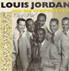 Louis Jordan Horn Chart I Want a Roof Over My Head