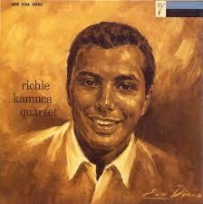 Richie Kamuca What's New