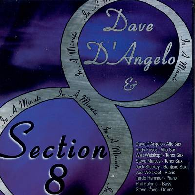 Dave D'Angelo All My Tomorrows