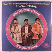 Isley Brothers Horn Chart It's Your Thing