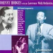johnny hodges with the lawrence welk orch