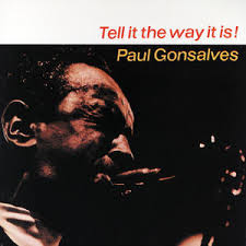 Paul Gonsalves Second Chance