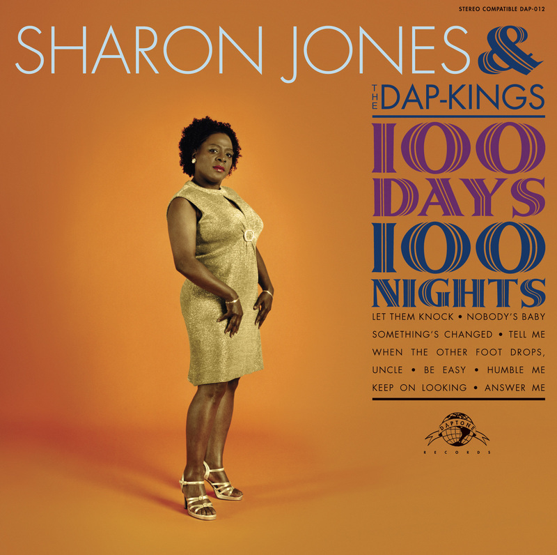 Sharon Jones 100 Days 100 Nights