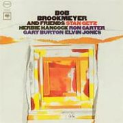 Stan Getz Bob Brookmeyer I've Grown Accustomed to Your Face