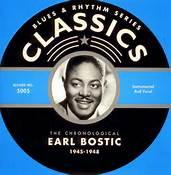 Earl Bostic Wrap It Up