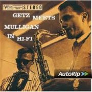 Stan Getz Gerry Mulligan Too Close For Comfort