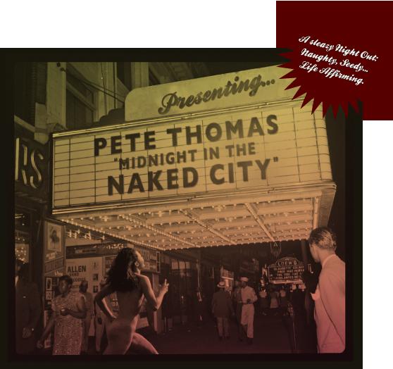 Pete Thomas Night Train
