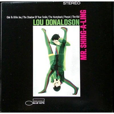 Lou Donaldson The Shadow of Your Smile