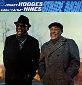 Stride Right johnny hodges