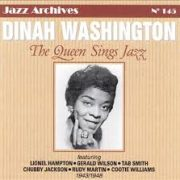 Dinah Washington Juice Head Man