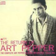 Art Pepper Blues In