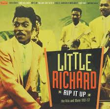 Little Richard - Rip It Up. The Best Of Little Richard