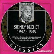 sidney bechet 1947-1949