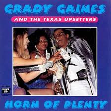 Grady Gaines There is Something On Your Mind