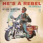 Steve Douglas He's A Rebel