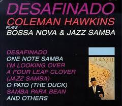 Coleman Hawkins Samba Para Bean