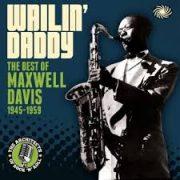 Maxwell Davis Blue Shuffle