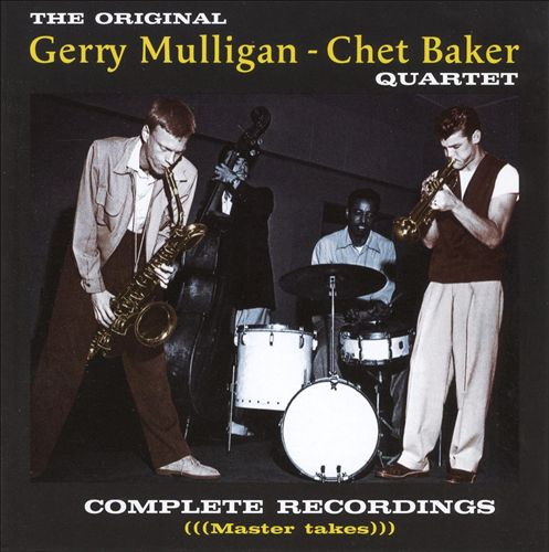 Gerry Mulligan Chet Baker I May Be Wrong