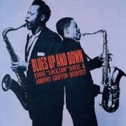 Eddie 'Lockjaw' Davis Johnny Griffin Hey Lock!