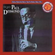 Paul Desmond I'm Old Fashioned