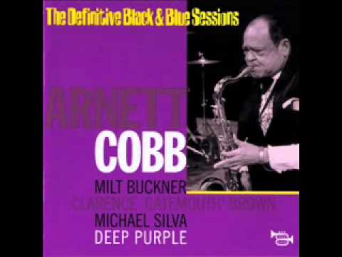 Arnett Cobb Go Red Go