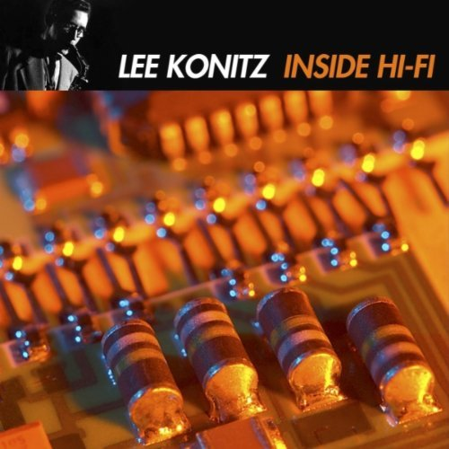 Lee Konitz Cork 'n' Bib