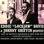Eddie Lockjaw Davis Johnny Griffin Land of Dreams