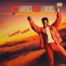 Clarence Clemmons You're a Friend of Mine