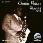 Charlie Parker Cool Blues