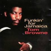 Tom Browne Horn Chart Funkin' for Jamaica