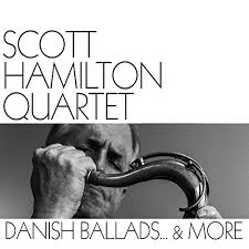 Scott Hamilton Montmartre Blues